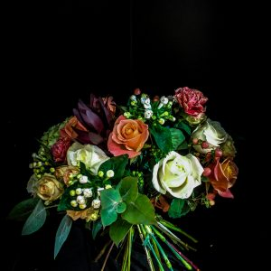 Connie Fresh flower bouquet by Field Day Flowers