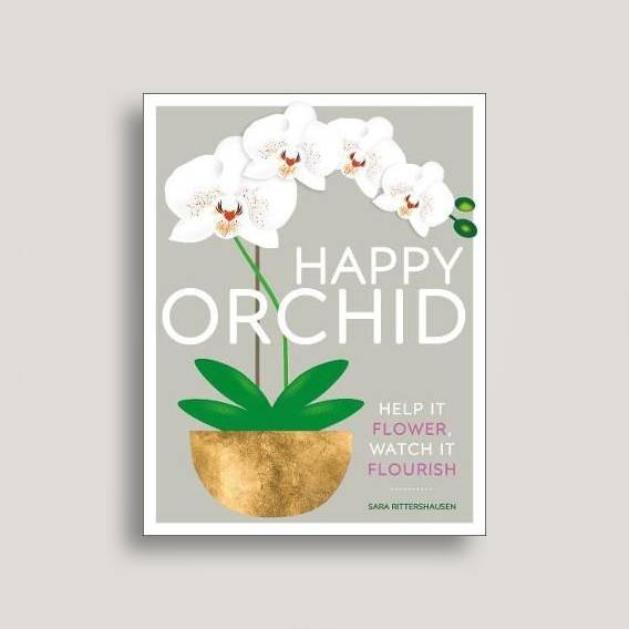 Happy Orchid book by Sara Rittershausen