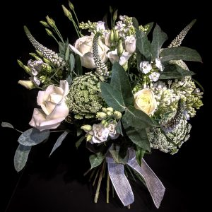 Pure Fresh Flower Bouquet by Field Day Flowers