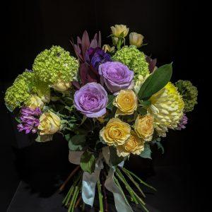 Sherbert Fresh Flower Bouquet by Field Day Flowers